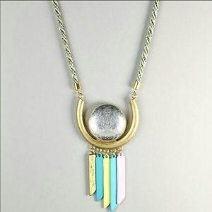 Jewelmint Setting Sun necklace
